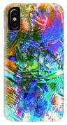 Bleached Vibrance IPhone Case