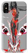 Bled For Life IPhone Case