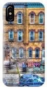 Bleecker Street In Bushwick - Brooklyn IPhone Case