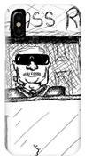 Blind Eye Glass Repair IPhone Case