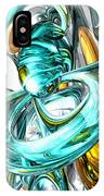 Blissfulness Abstract IPhone Case
