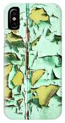 Blistered Paint IPhone Case