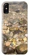 Block Island Low Tide II IPhone Case
