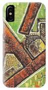 Acrylic Block Art IPhone Case