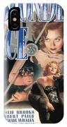 Blonde Ice Film Noir IPhone Case