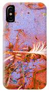 Blood And Sand  IPhone Case