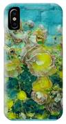 Bloom In Vintage Ornate Style IPhone Case