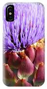 Bloomin Artichoke IPhone Case