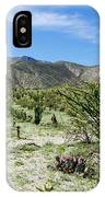 Bloomin Cactii IPhone Case