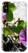 Bloomin Cross Vine IPhone Case
