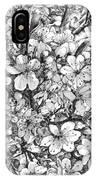 Blooming Apple Tree IPhone Case