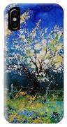 Blooming Appletrees 56 IPhone Case