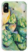 Blooming Cactus IPhone Case