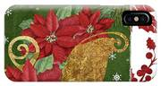 Blooming Christmas I IPhone X Case
