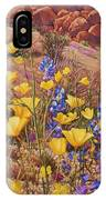 Blooming Desert IPhone Case