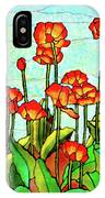 Blooming Flowers IPhone X Case