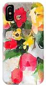 Blooming Fools IPhone Case