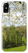 Blooming Landscape IPhone Case
