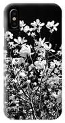 Blooming Magnolia Tree IPhone Case