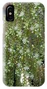 Blooming Succulent Plant. Big And Beautiful IPhone Case