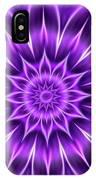 Bloomingcrown IPhone Case