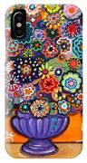 Blooms 6 IPhone Case