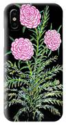 Blossom In High Spirit #2 IPhone Case