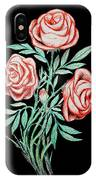 Blossom In High Spirit #3 IPhone Case
