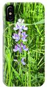 Blossom In The Grass IPhone Case