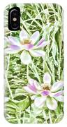 Blossom Pink Lotus Flower IPhone Case