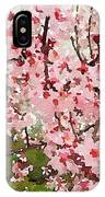 Blossom Trail IPhone Case
