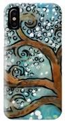 Blossom Tree - Miniature Art IPhone Case