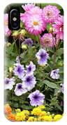 Blossoming Flowers IPhone Case