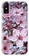 Blossoms Art Prints Nature Pink Tree Blossoms Baslee Troutman IPhone Case