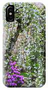 Blossoms Galore IPhone Case