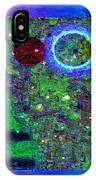 Blossoms Of Nonviolent Conflict Resolution IPhone Case