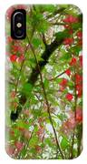 Blossoms Of Spring Time IPhone Case