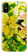 Blossoms Of Sunshine IPhone Case