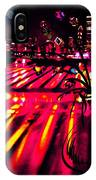 Blossoms Of The Night IPhone Case