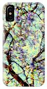 Blossoms Up IPhone Case
