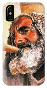 Blow The Trumpet In Zion IPhone Case