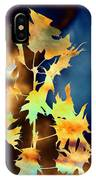 Blowin In The Wind II IPhone Case