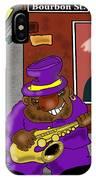 Blowin' On Bourbon IPhone Case