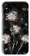 Blowing Dandelions IPhone Case