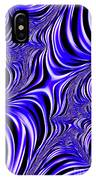 Blue Abyss IPhone Case