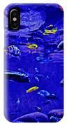 Blue Aquarium IPhone Case