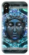 Blue Atheahon  IPhone Case