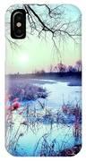 Blue Bayou IPhone Case