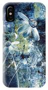 Blue Beauties IPhone Case