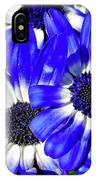 Blue Beauty IPhone Case